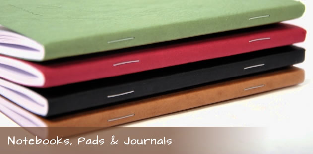 Notebooks, Pads & Journals